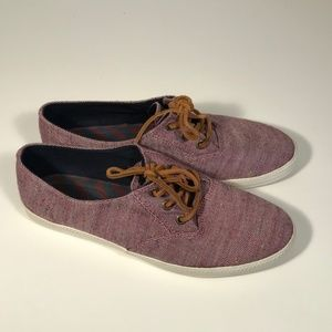 Sperry Top-Sider Canvas Sneakers Women 10 M